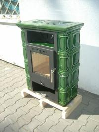 Thorma Borgholm keramik TOP - olivová zelená