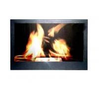 Závěsný krb 1.3 0208 TV Light Black S