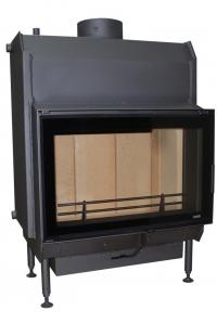 Unirol Unico Nemo 6 - 16 kW S2R1 Plus, sklo s potiskem, chladící smyčka