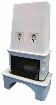 ABX Laponie s výměníkem 10 kW - perle